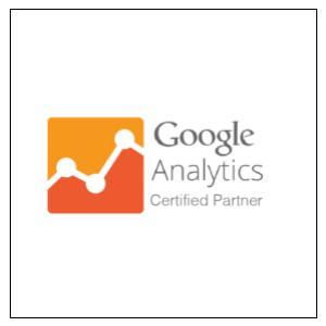 Certifiée Google Analytics